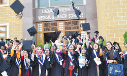 LUMHS questions HEC ranking of varsities