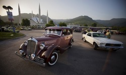 Drive into the past with Pakistan's vintage car collectors