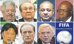 Who's who in US crosshairs in corruption probe