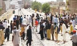 Two low-intensity blasts disrupt rail traffic at Hyderabad, Nawabshah