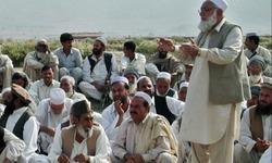 Jirga active in Swat for 'ban' on women voters