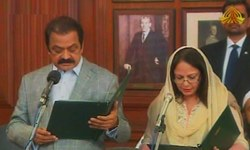 Rana Sanaullah back as Punjab law minister