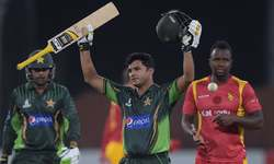 Pakistan break ODI jinx, beat Zimbabwe by six wickets