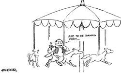 Cartoon: 30 May, 2015
