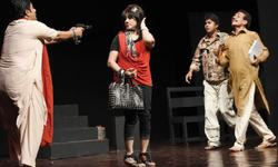 A play giving lessons in morality
