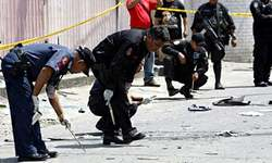 15 wounded in Philippines mosque attack