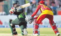 Rain ruins third ODI as Pakistan win series 2-0