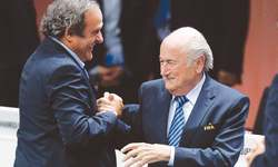 View From Abroad: Blatter wins but football loses