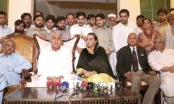 PPP threatens sit-ins against provincial govt