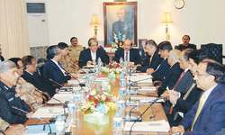 Sindh apex committee reviews implementation of National Action Plan