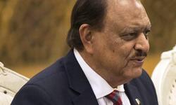 President says Indian terror threat calls for vigilance