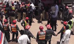 Two 'would-be suicide bombers' killed in Sargodha