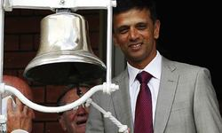 With Rahul Dravid, India's cricketing future is in safe hands