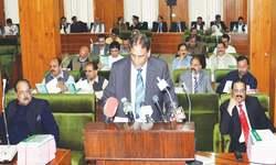 Rs68 billion deficit budget for AJK