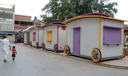 Pindi's Bank Road revamped as food street