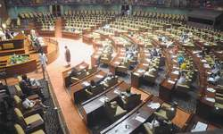 Muttahida MPAs slam budget as general discussion begins