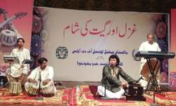 Peshawar's lone theatre echoes with melodies