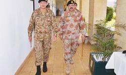 Corps commander praises Rangers' action in Karachi