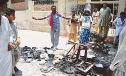 Six die as punishing heatwave bakes Sindh