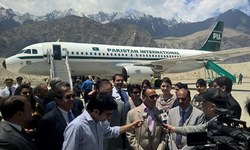 PIA introduces A320 jet on Skardu route