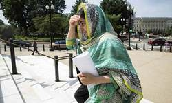 Malala campaigns for girls' education in US Congress