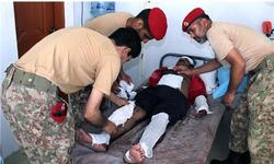 Free-of-charge treatment at army heatstroke centres across Sindh
