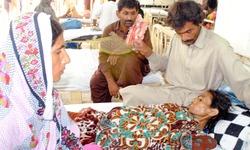 Opposition assails govt over power cuts, Karachi deaths