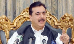 Necklace issue: Gilani rejects ex-Nadra chief's claim