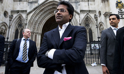 ICC confirms Modi shared names of 'corrupt' players
