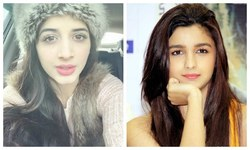 Oops! Mawra Hocane and Alia Bhatt in casts of another kind
