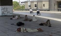 'گرمی سے ہلاک ہونے والوں کی اکثریت بے گھر تھی'