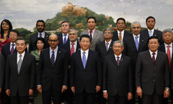 Framework for China-led infrastructure bank signed