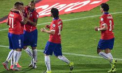 Chile beats Peru 2-1 to reach Copa America final