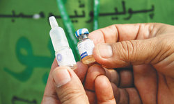 Punjab launches injectable polio vaccine