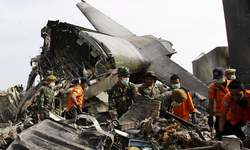 Indonesia military plane crash toll rises to 142