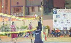 Three matches decided in Razzak Arain Rocball event