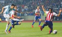 Messi sparkles as devastating Argentina rout Paraguay