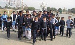 Asma Tughral: Working for the plight of out-of-school children