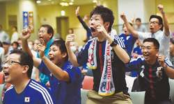 Dramatic own goal sends Japan into final