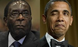 Will ask Obama's hand in marriage 'if it becomes necessary', says Mugabe