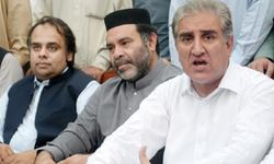 PTI single largest party of country,  claims Qureshi