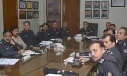 کراچی: اینٹی موبائل فون کرائم سیل کے قیام کا فیصلہ