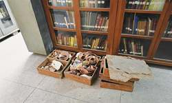 Precious artefacts get damaged, others face risk of theft during shifting