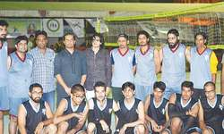 City School, Ghazi Club in rocball final