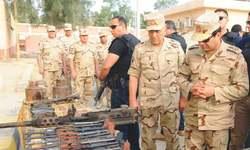 25 militants killed in Sinai air strikes