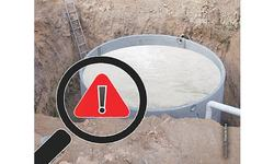 Underground water reserves under threat