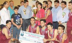 City Sports clinch rocball title