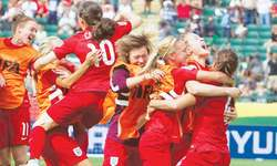 Williams penalty seals bronze for England