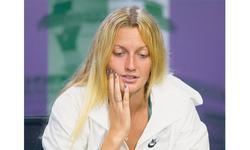 Jankovic sends Kvitova tumbling out of Wimbledon