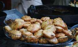 Kachori: the official puffed pastry of Ramazan